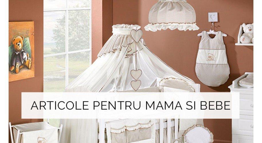 Articole pentru mama si bebe