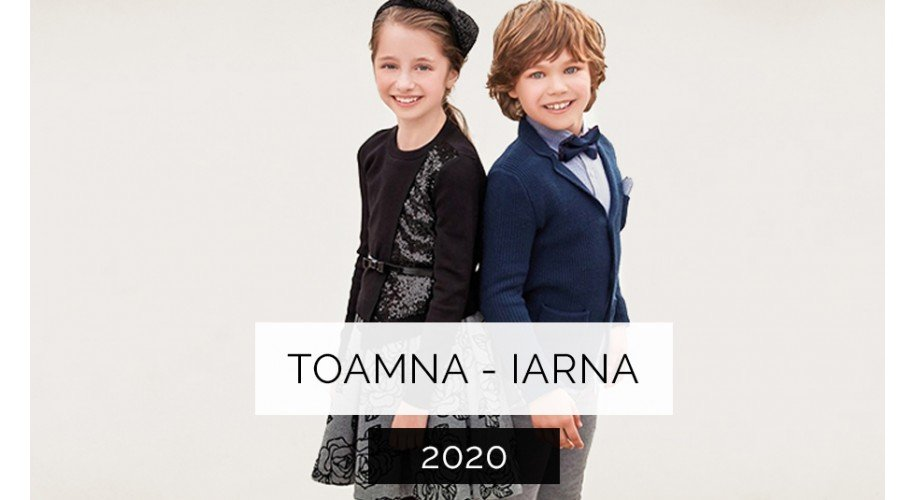 Colectia 2020 Toamna -Iarna