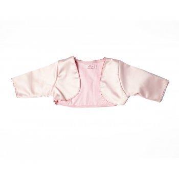 Bolero roz pudra