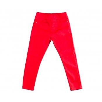 Pantaloni fucsia cu buzunare