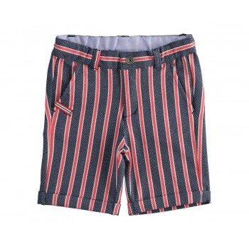 Pantaloni scurti in dungi -iDO Kids