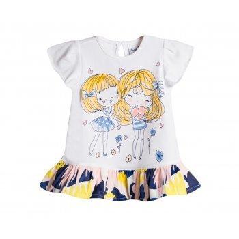 Rochie cu imprimeu fetite