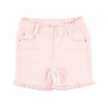 Pantaloni scurti roz - Idokids