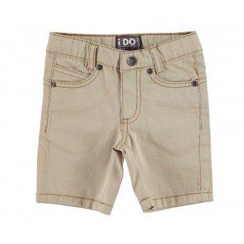 Pantaloni scurti bej - iDO Kids
