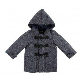 Palton cu gluga - iDO Kids