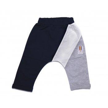 Pantaloni  negru si gri sport