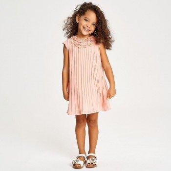 Rochie roz pudra - iDO Kids
